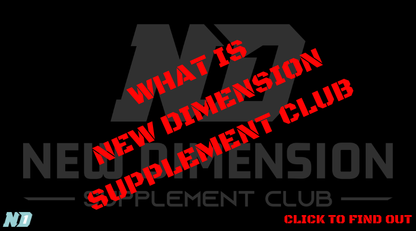 What is New Dimension Supplement Club?
