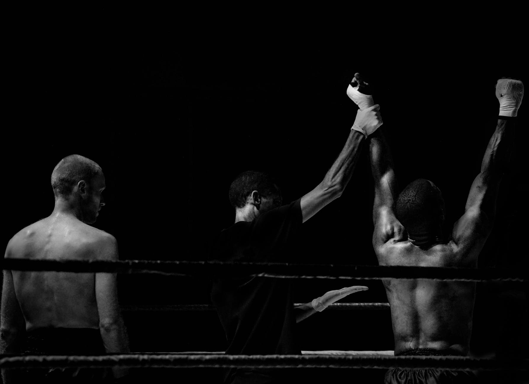 Writing Prompt 1/29/2020: Fight (Nonet)